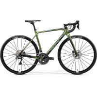 Велосипед Merida Mission Road 7000-E SilkFogGreen/Black 2020 XL(59cm)(40190)